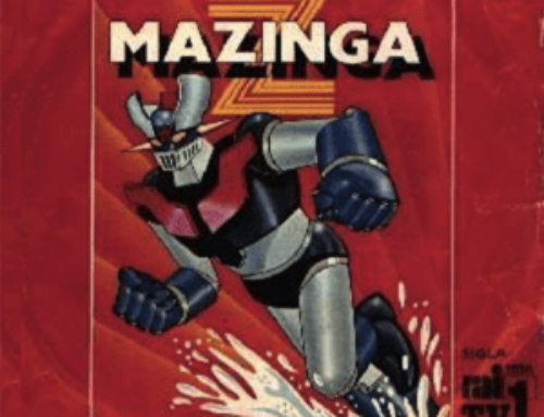 Mazinga Z: primo episodio del primo robot leggendario