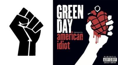 black-power-symbol-american-idiot